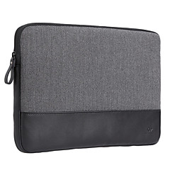 gearmax® 11inch laptop sleeve / bag ensfarget grå