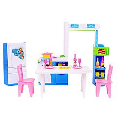 Erweiterungen zum Puppenhaus Freizeit Hobbys Einrichtungshäuser Plastik Blau Rosa Für Mädchen 5 bis 7 Jahre