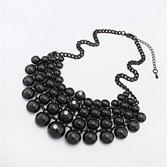 Fashion Multilayer Bead Necklace