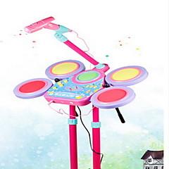 음악 장난감 플라스틱 블랙 페이드 / 오렌지 퍼즐 장난감 음악 장난감