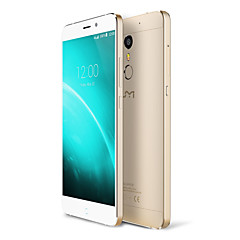 "UMI Super 5.5 "" Android 6.0 Smartphone 4G ( Chip Duplo Octa Core 13 MP 4GB + 32 GB Cinzento / Dourado )"