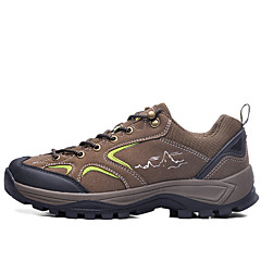 Suoyue Men's Hiking Boots / Hiking Shoes Spring / Summer / Autumn / Winter Damping / Wearproof Shoes Coffee / Brown
