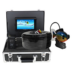 """Fish Finder   Underwater Camera  100m Underwater Video Camera Fishing Fish Finder 7"""" TFT LCD Colour Screen DVR Function"""
