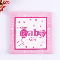 100% virgin pulp 20pcs Little Baby Napkins