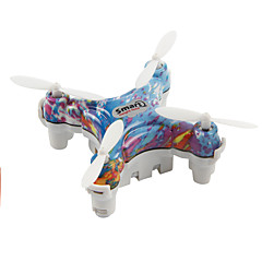 Drone Cheerson CX-10D 4CH 6 Axis 2.4G RC Quadcopter LED Lighting / Auto-Takeoff / Failsafe / Hover / Low Battery WarningRC Quadcopter /