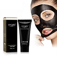 Whitening Cream Face Care Suction Black Mask Nose Blackhead Remover Peeling Peel Off Black Head Acne Treatments
