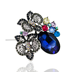 Alloy  Brooches Wedding/Party /Daily 1pc