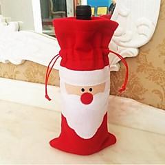 Geschenktaschen(Rot,Vließstoff) -Nicht personalisiert-Geburtstag / Hochzeit