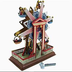 Neuheit-Spielzeug / Druck-Helfer / Puzzle Spielzeug / Aufziehbare Spielsachen Neuheit-Spielzeug / /Kreisförmig / Windmühle / Berühmte