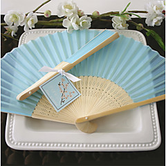 Beter Gifts® Bachelorette Silk Hand Fans Ladies Bridesmaids Shower Favors, Summer Night Out Essentials