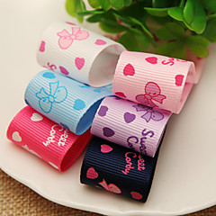 Pattern Materials Wedding Ribbons