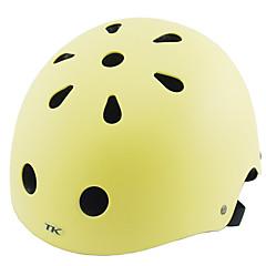 Capacete(Preto / Amarelo Claro / Roxo,EPS / ABS) -N/D-Crianças 11 Aberturas Ciclismo / Ciclismo de Lazer / Patinagem Artistica