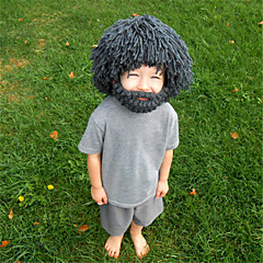 Halloweenské masky / vlna Hat Potřeby na svátky Halloween / Plesová maškaráda 1Pcs