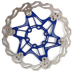 mi.Xim בלמים וחלקים אופניים רוטורים בלם דיסק רכיבה על אופניים / אופני הרים / BMX / אופניים מתקפלים אחרים 6061 סגוסגת אלומניום 1 pc