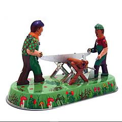 Novelty Toy / Rollelegetøj / puslespil legetøj / Træk-op-legetøj Novelty Toy / / Firkantet / / Metal Gråt Til børn