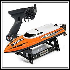 udi001 Bateau une hélice télécommande bateaux jouets de contrôle 2.4ghz 4ch d'eau à distance de refroidissement bateau rc haute vitesse