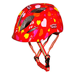 Unisex Sports Bike helmet 10 Vents Cycling Cycling / Snow Sports / Ice Skate S:52-55CM PC / EPS