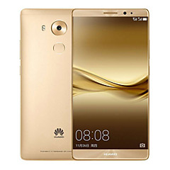 HUAWEI MATE8 6.0  Android 6.0 4G Smartphone (Dual SIM Octa Core 16MP 4GB  64 GB Gold / Brown)