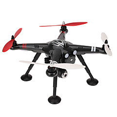 ドローン XK X380-A 4CH 6軸 1080P HDカメラ付き ワンキーリターン フェイルセーフ ヘッドレスモード カメラを制御します フライトデータを収集 地上局 GPS測位 カメラ付き ラジコン・クアッドコプター リモコン