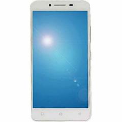 "Lenovo a6600 5.0 "" Android 4.4 4G smarttelefon ( Dobbelt SIM Quad Core 8 MP 1GB + 8 GB Sølv )"