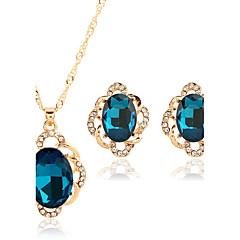 Bijoux Colliers décoratifs / Boucles d'oreille Collier / Boucles d'oreilles / Nuptiales Parures / Set / Set de BijouxA la Mode / Vintage