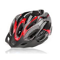 Sportif Unisexe Vélo Casque 20 Aération Cyclisme Cyclisme Cyclisme en Montagne Taille Unique Fibre de Carbone + EPS Jaune Rouge Noir Bleu