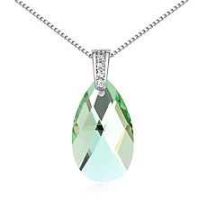 Thousands of colors Necklace Pendant Necklaces Jewelry Alloy Daily Silver 1pc Gift