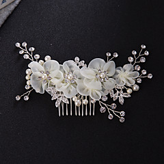 Women's Fabric Headpiece-Wedding / Special Occasion / Casual / Outdoor Hair Combs 1 Piece