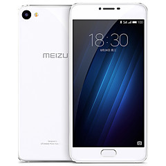 Meizu® U20 5.5 YunOS 3.0 4G Smartphone (Dual SIM Octa Core 13 MP 3GB 32 GB White)