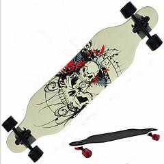 Skates padrão Profissional Madeira Preto/Vermelho Branco/preto Black / azul Branco + vermelho Branco + cinza