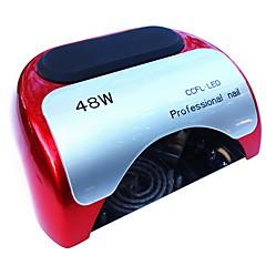 36W מייבשי נייל מנורת UV מנורת לד לק UV ג'ל
