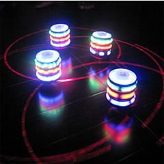 Light Up Toys Spiel-Spielzeug Zylinderförmig Plastik Regenbogen Für Boy Alles