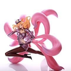LOL Cosplay PVC 24cm Anime Action Figurer Modell Leker Doll Toy