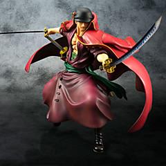 Anime Action Figurer Inspirert av One Piece Roronoa Zoro PVC 23 CM Modell Leker Dukke