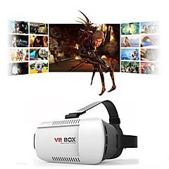 vr 3D-Brille Version 1.0 Virtual-Reality-Video-Film-Spiel-Gläser Kopfhörer