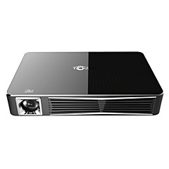 V3 DLP Home Theater Projector WXGA (1280x800) 300lm LED 1.2:1