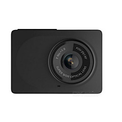 yi Xiaomi power edition sort stealth bil dvr 2,7 tommer skærm WDR / 3d DNR CMOS dash cam