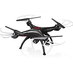 Dron SYMA X5SW 4Kanály 6 Osy S 2.0MP HD kamerouFPV LED Osvětlení Jedno Tlačítko Pro Návrat Headless Režim 360 Stupňů Otočka Vznášet se S