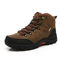 Tênis Tênis de Caminhada Sapatos de Montanhismo Homens Anti-Escorregar Anti-Shake Anti-desgaste Vestível Respirável Redutor de SuorAo ar