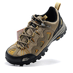 Sneakers Hiking Shoes Mountaineer Shoes Men's Anti-Slip Anti-Shake/Damping Wearproof Breathable Wearable Outdoor PerformanceBreathable