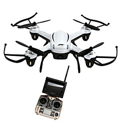 Drone JJRC H32GH 4-kanaals 6 AS Met 2.0MP HD-cameraLED-verlichting Terugkeer Via 1 Toets Auto-Takeoff Failsafe Headless-modus 360 Graden