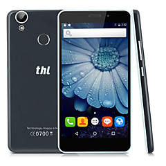 "THL T9 Pro 5.5 "" Android 6.0 Celular ( Chip Duplo Quad Core 8 MP 2GB + 16 GB Cinzento / Branco )"