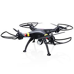 Ρομποτάκι SYMA X8W 4 Kανάλια 6 άξονα Με κάμεραFPV Λειτουργία άμεσου ελέγχου Περιστροφική πτήση 360 μοιρών Πρόσβαση σε πραγματικό χρόνο