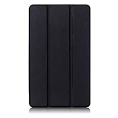 ultravékony selyem gabona pu bőrtok huawe MediaPad t2 8 pro JDN-al00 / W09 8.0 tablet állvány öbölben