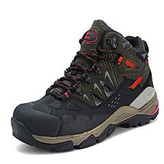 Tênis Sapatos Casuais Homens Anti-desgaste Prova de Água Respirável Ao ar Livre Malha Respirável BorrachaCiclismo Equitação Esportes