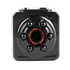 SQ9 Sports Action Camera 16MP 4000 x 3000 WiFi / Waterproof / Adjustable / wireless 30fps 4x ±2EV 2 CMOS 32 GB H.264Single Shot / Burst