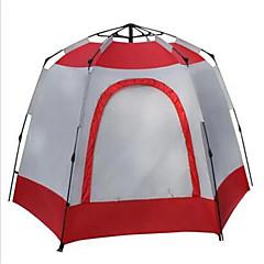 Soaring® 5-8 henkilöä Teltta Suojat ja pressut Kaksinkertainen teltta Yksi huone Automaattinen teltta Hyvin ilmastoitu Vedenkestävä Nopea