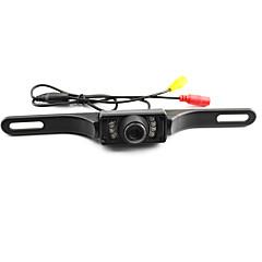 駐車支援システムの無線車のリアビューカメラの自動赤外線CCD HDはバックミラーユニバーサルバックアップカメラ防水ナイトビジョンを逆転します