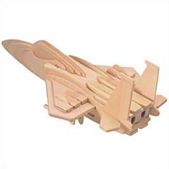 παζλ Ξύλινα παζλ Δομικά στοιχεία DIY παιχνίδια Σφαίρα Fighter 1 Ξύλο Κρύσταλλο Μοντελισμός & Κατασκευές