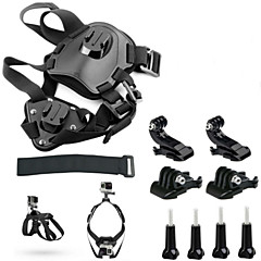Action Camera Dog Harness Screw Straps Mount / Holder All in One Dogs & Cats ForAll Gopro Xiaomi Camera Gopro 5 SJCAM SJ4000 SJ5000